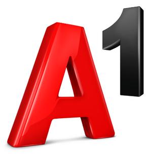 A1 logo | Kranj | Supernova Qlandia