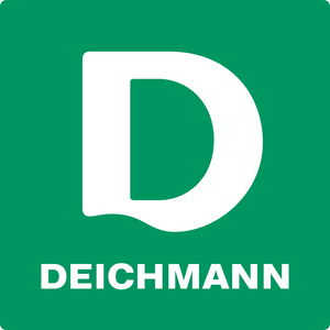 Deichmann logo | Kranj | Supernova Qlandia