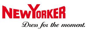 New Yorker logo | Kranj | Supernova Qlandia