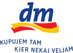 dm logo | Kranj | Supernova Qlandia