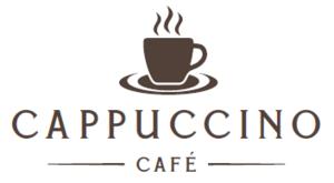 Cafe Cappuccino logo | Kranj | Supernova Qlandia
